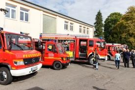 Einweihung Feuerwehrhaus